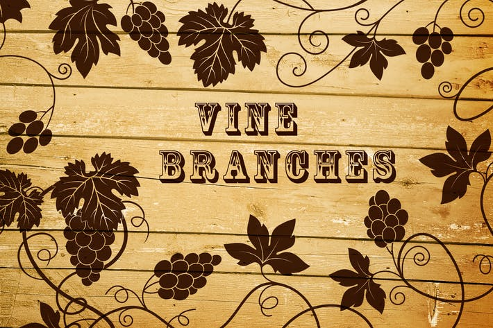 Thumbnail for Decorative Vine Branches