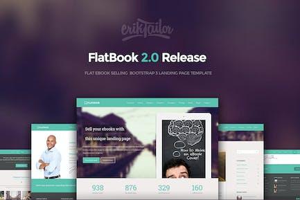 FlatBook - Flat Ebook Selling Html Template
