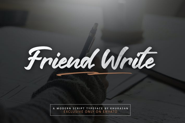 Thumbnail for Friend Write