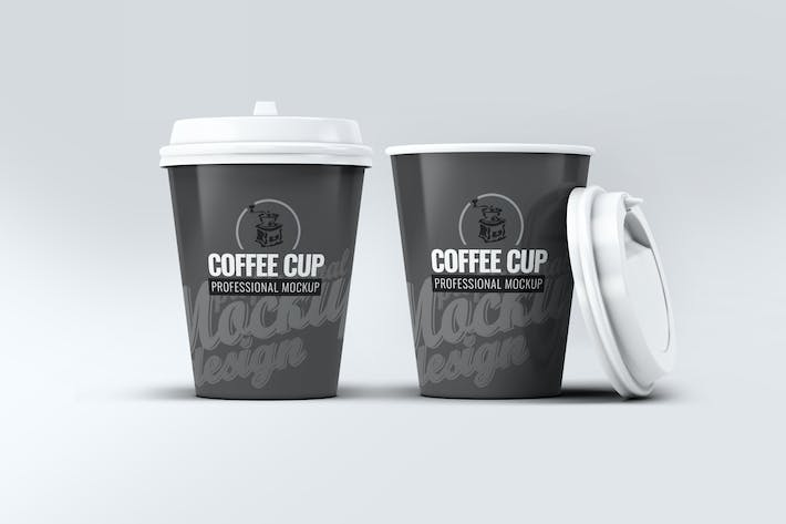 Thumbnail for Coffee Cup Mock-Up V.1