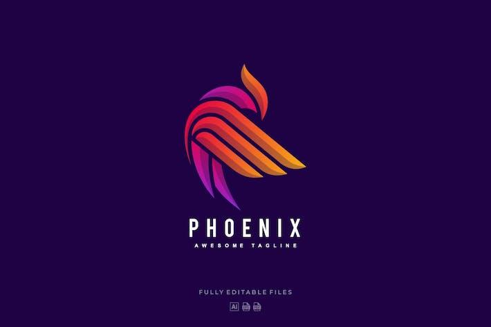 Thumbnail for Brid Phoenix Colorful Logo