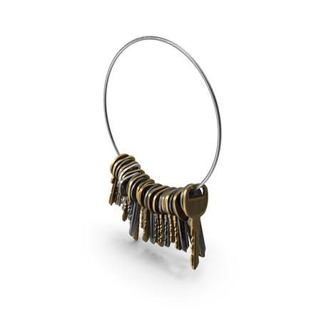 Keys in Big Ring