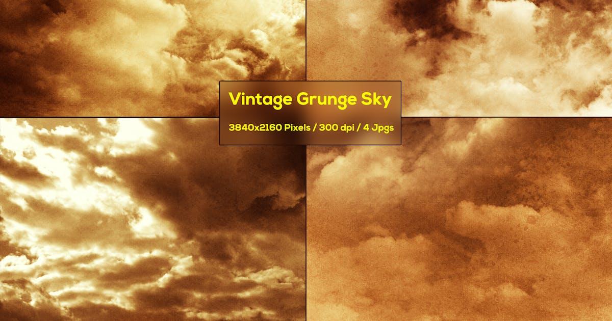 Download Vintage Grunge Sky Backgrounds by StrokeVorkz