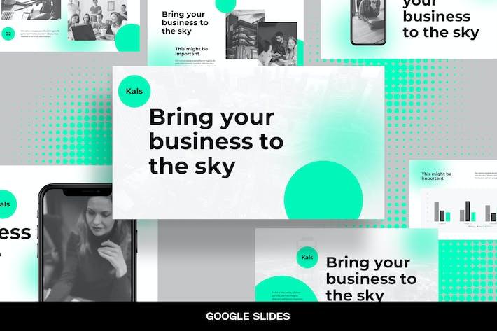 Kals - Creative Studio & Digital Agency Google