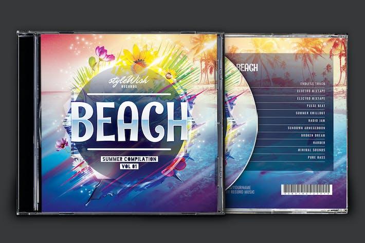 Thumbnail for Beach CD Cover Artwork