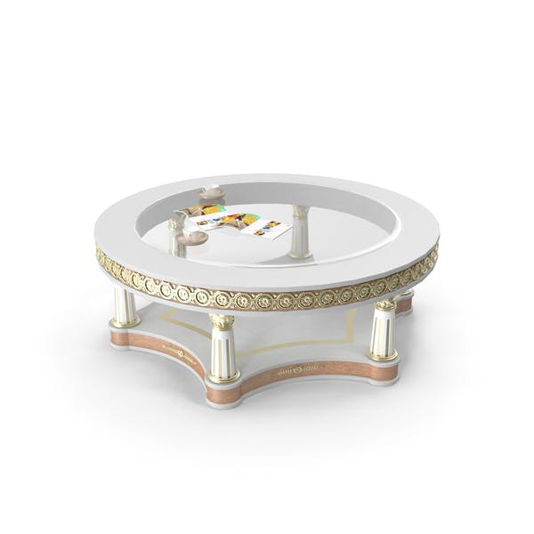 Baroque Round Table