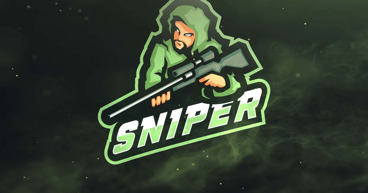 Download Sniper Sport and Esports Logos by ovozdigital