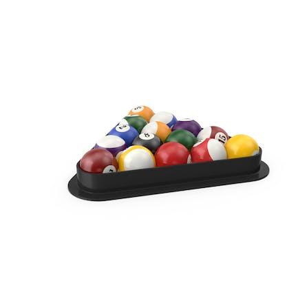 Racked Balls