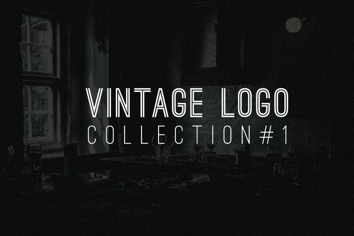 Thumbnail for Vintage Logo Collection #1