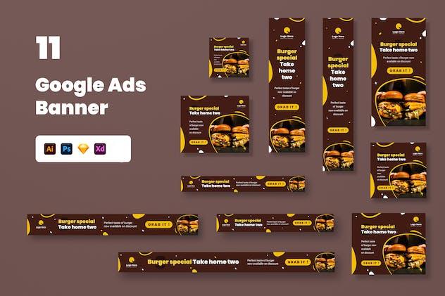 Food Google Ads