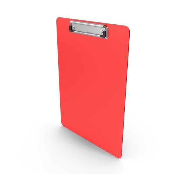 Thumbnail for Clipboard Red
