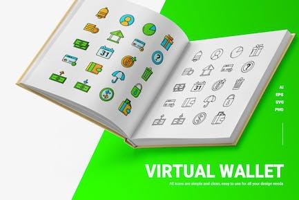 Virtual Wallet - Icons