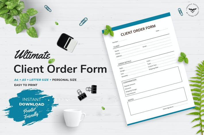 Thumbnail for Client Order Planners
