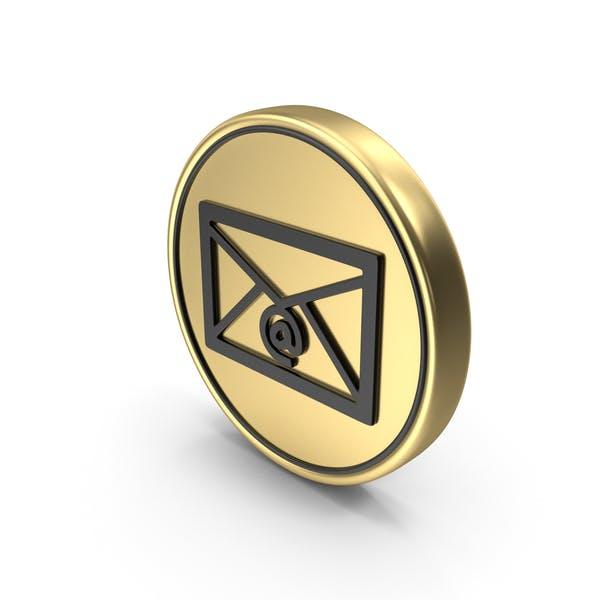Mail Coin Logo Icon
