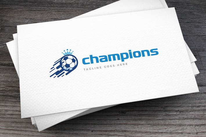 Thumbnail for Champions Logo Template