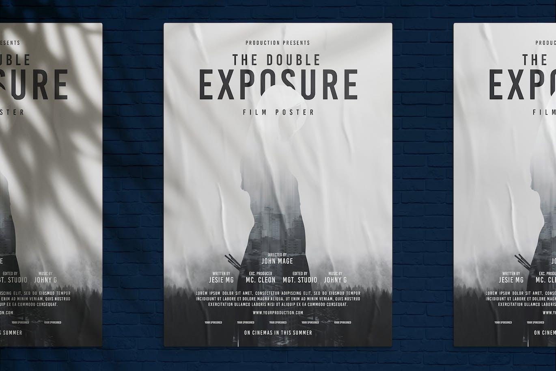 Double-Exposure-Movie-Poster