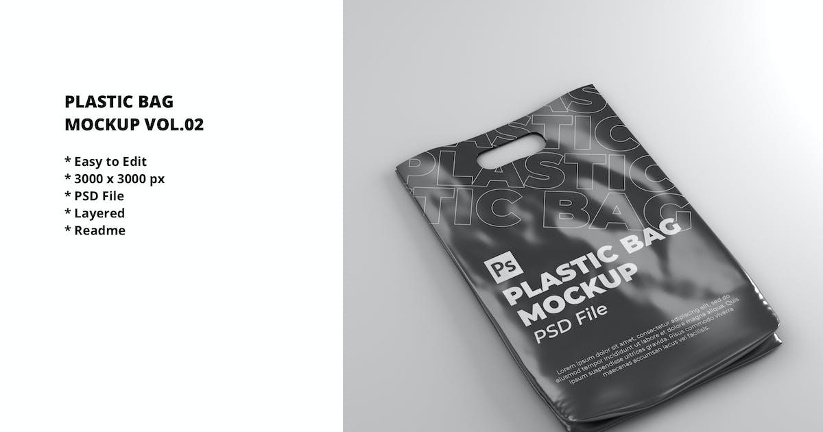 Download Plastic Bag Mockup Vol.02 by blkspace