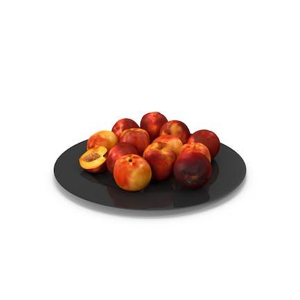 Placa de nectarina
