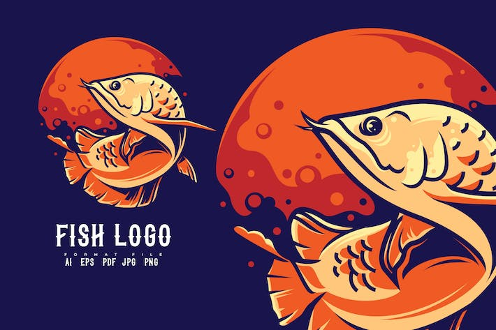 Thumbnail for Fish Logo