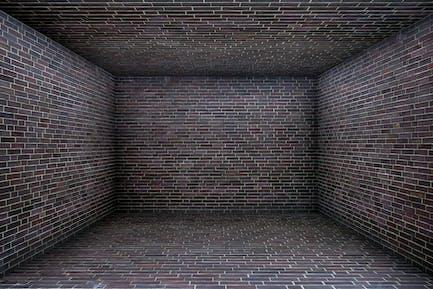 10 Grunge Brick Room