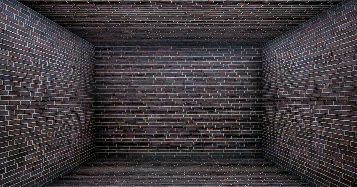 Download 10 Grunge Brick Room by okanakdeniz