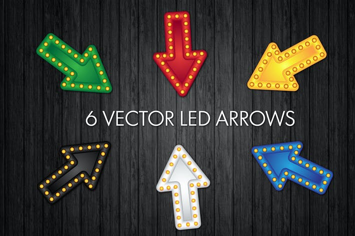 Thumbnail for Led Arrows