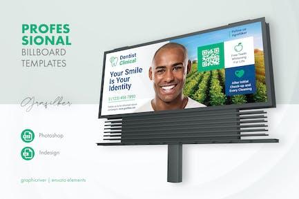 Dental Billboard Templates
