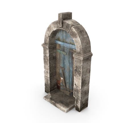 Door Medieval