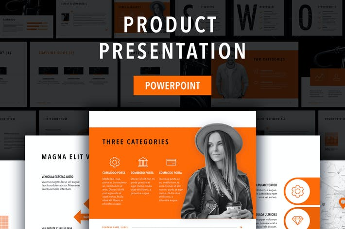 Thumbnail for Sprint PowerPoint Template