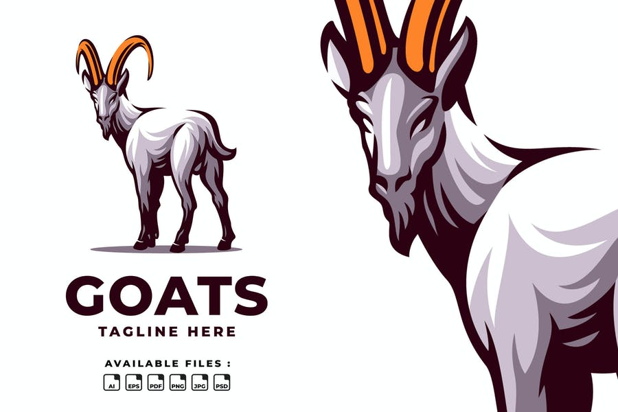 Goats Classy Logo