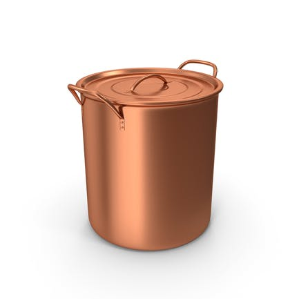 Bronce Brew Pot