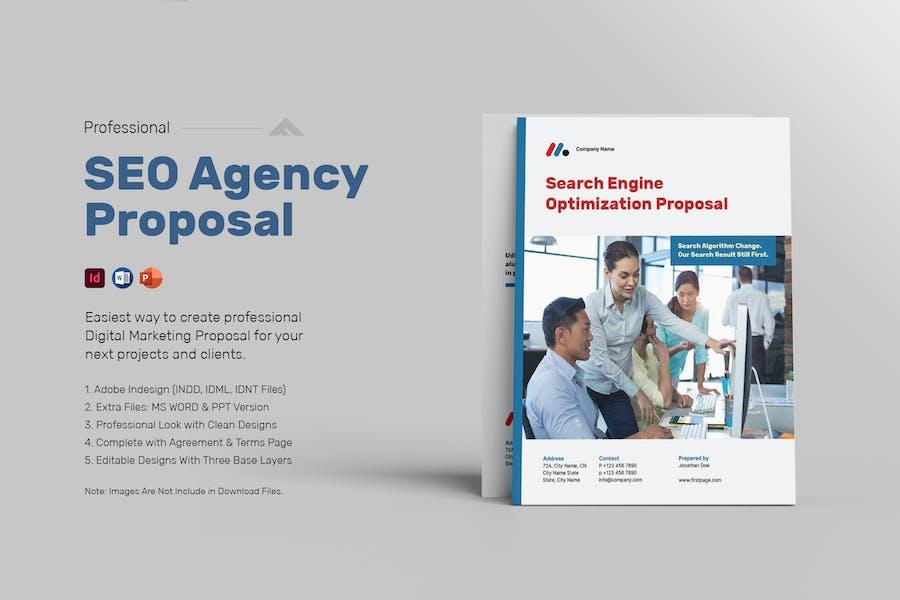 SEO Agency Proposal