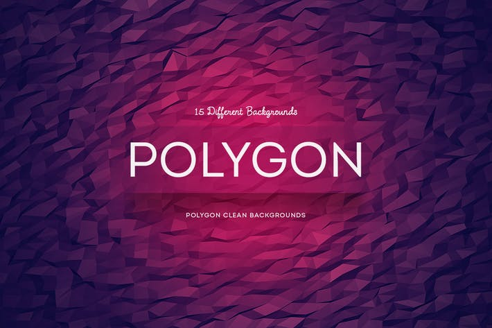Cover Image For Polygon Clean Backgrounds