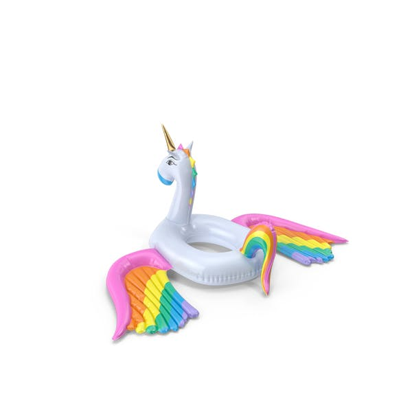 Cover Image for Unicorn Pool Float