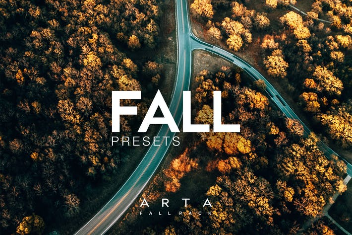 Thumbnail for ARTA Fall Presets For Mobile and Desktop Lightroom
