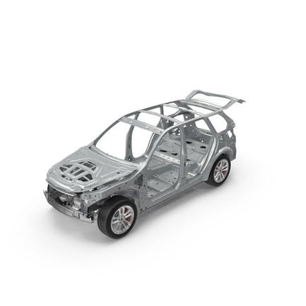 SUV Frame with Chassis