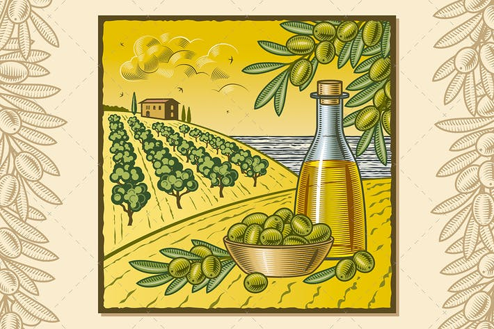 Thumbnail for Olive Harvest