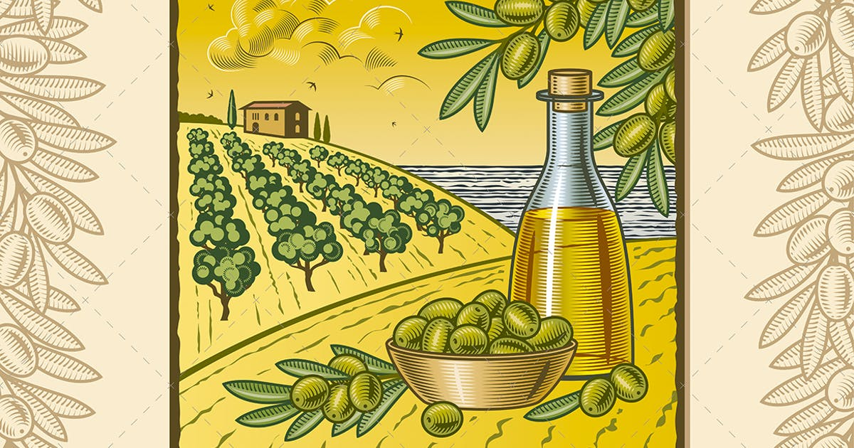 Download Olive Harvest by iatsun