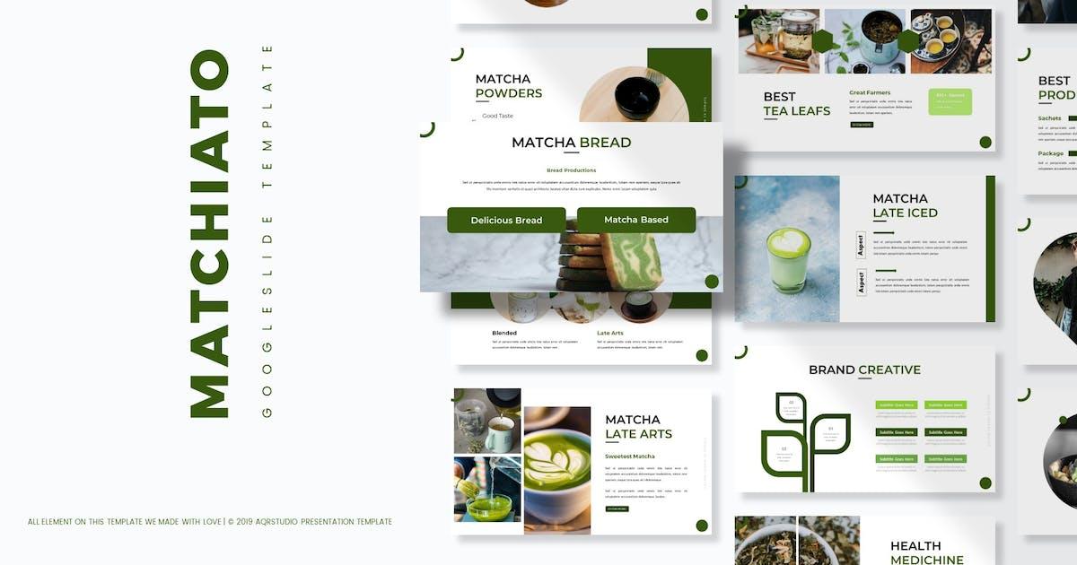 Download Matchiato - Google Slides Template by aqrstudio