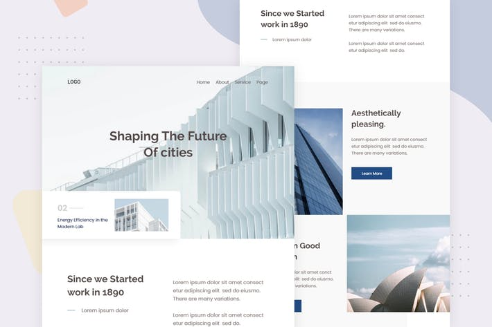 Architecture - Email Newsletter