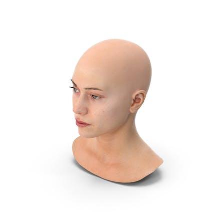 Freya Human Head Neutral