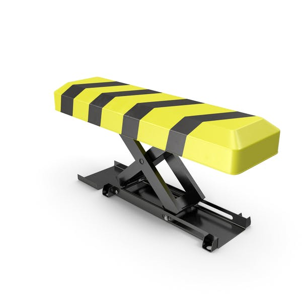 Automatic Parking Barrier with Remote Control