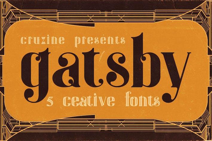 Thumbnail for Gatsby - Fuente ArtDeco