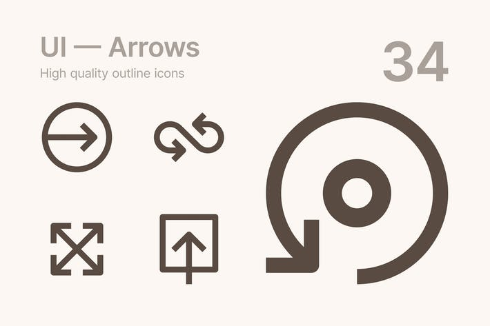 UI — Arrows