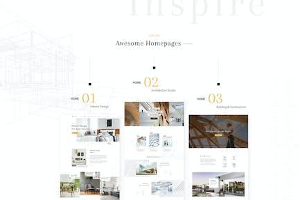 Inspire Interior and Architecture