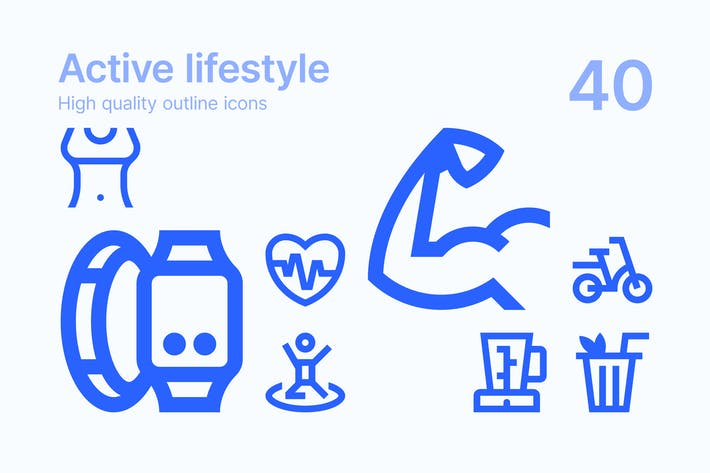 Thumbnail for Active lifestyle