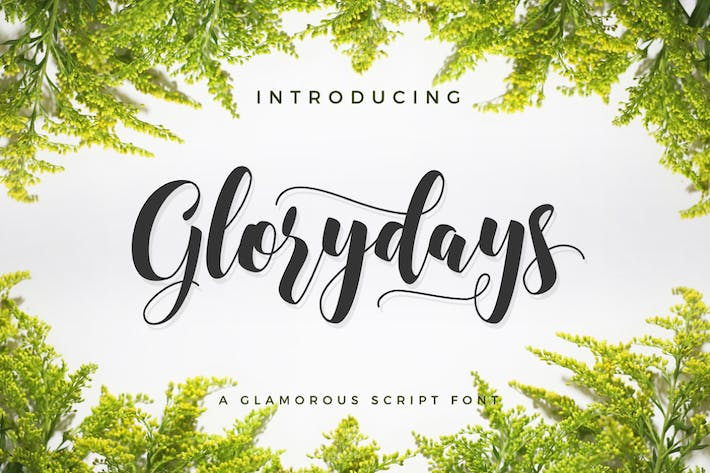 Thumbnail for Glorydays