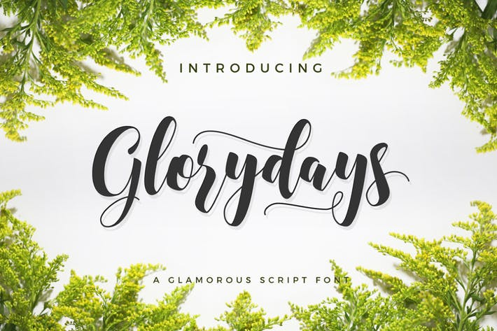 Thumbnail for Glorydays