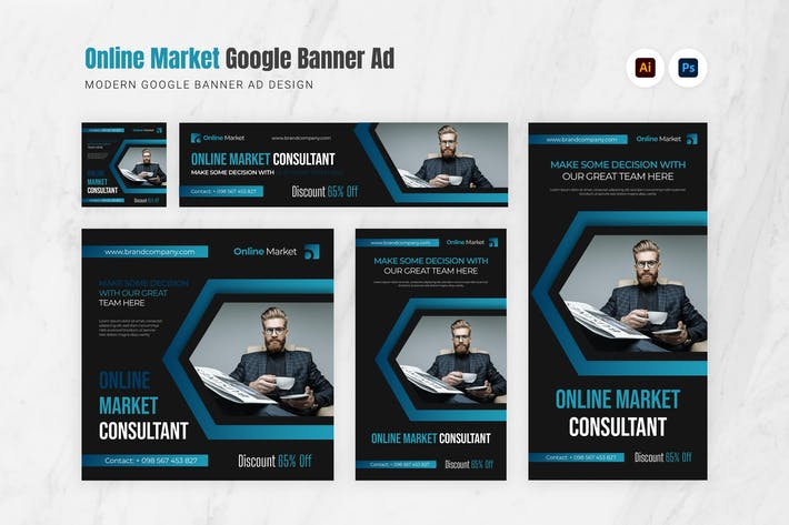 Thumbnail for Online Market Google Ads