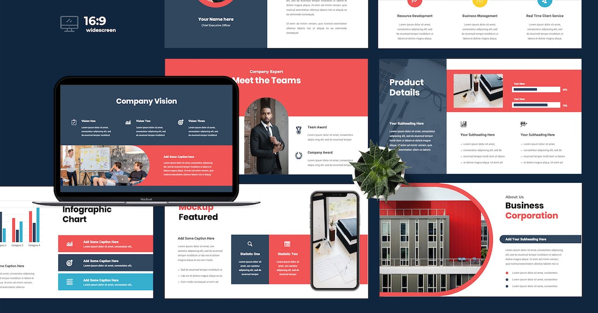 Download Multimilion Powerpoint Presentation by TMint